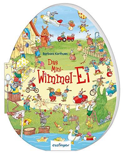 Das Mini-Wimmel-Ei