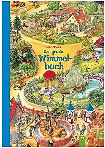 Das große Anne Suess Wimmelbuch