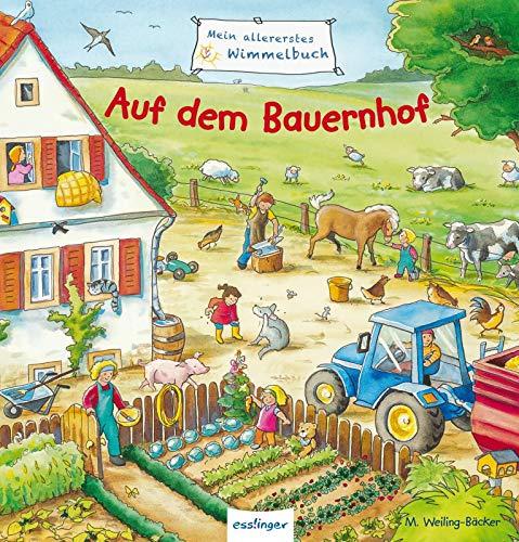 Mein allererstes Wimmelbuch: Auf dem Bauernhof