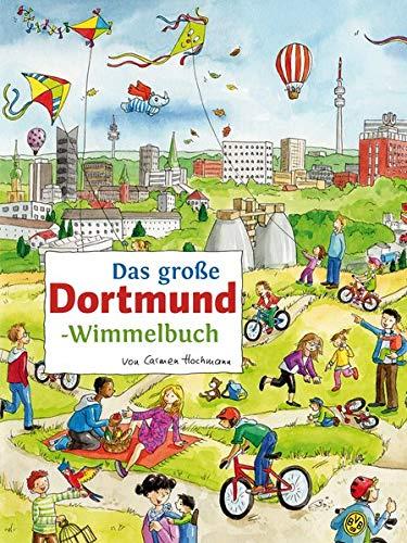 Das große DORTMUND-Wimmelbuch (Städte-Wimmelbücher)